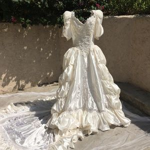 Dresses & Skirts - Wedding Dress - Beauty and the Beast!